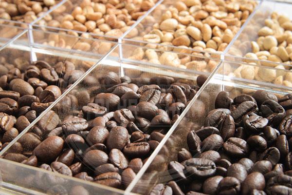 กาแฟคั่วเข้ม (Dark Roasted Level Coffee)