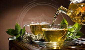 ดื่มชาเพื่อสุขภาพ