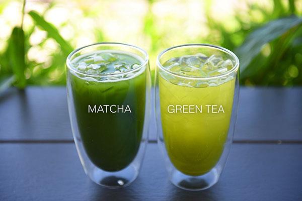 มัทฉะ กับ ชาเขียว ต่างกันตรงไหน?